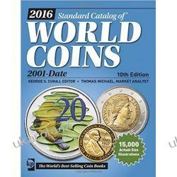 2016 Standard Catalog of World Coins 2001-Date Marynarka Wojenna