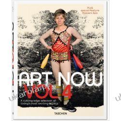 Art Now! 4 Kalendarze książkowe
