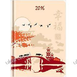 Kalendarz książkowy Fashion Timer Prismalux 2016 - Orient (klein) Notes Notatnik
