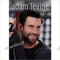 Kalendarz Adam Levine A3 Music Calendar 2016 Projektowanie i planowanie ogrodu