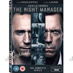 Nocny Recepcjonista The Night Manager [DVD] [2016] Pozostałe