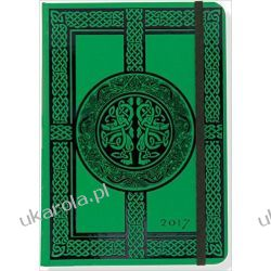 Kalendarz 2017 Celtic Weekly Planner (16-Month Engagement Calendar, Diary) Projektowanie i planowanie ogrodu