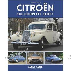 Citroen: The Complete Story Kalendarze ścienne