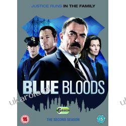 Blue Bloods - Season 2 [DVD] Zaprzysiężeni Pozostałe