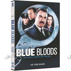 Blue Bloods - Season 3 [DVD] Zaprzysiężeni Pozostałe