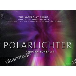 Kalendarz Polarlichter Premiumkalender 2017 Calendar Szkutnictwo