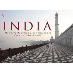 Kalendarz Indie Indien 2017 Premiumkalender India Calendar Pozostałe