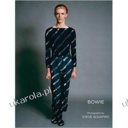 David Bowie: Photographs by Steve Schapiro Po angielsku