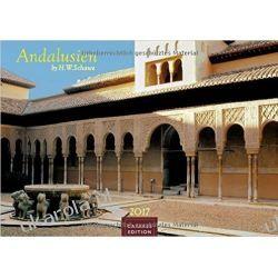 Kalendarz Andaluzja Hiszpania Andalusien 2017 Andalusia Calendar Kalendarze ścienne