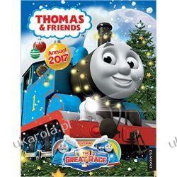 Thomas & Friends Annual 2017 Tomek i Przyjaciele Po angielsku