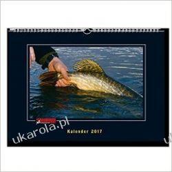 Kalendarz Ryby Fish Calendar Anglerkalender DER RAUBFISCH Adresowniki, pamiętniki