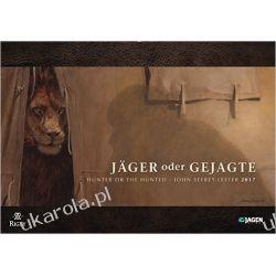 Kalendarz hunter or haunted Calendar Jäger oder Gejagter 2017 Projektowanie i planowanie ogrodu
