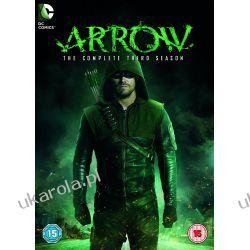 Arrow - Season 3 [DVD] [2015] Pozostałe