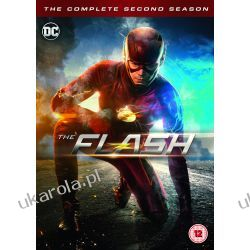 The Flash - Season 2 [DVD] [2016] Filmy