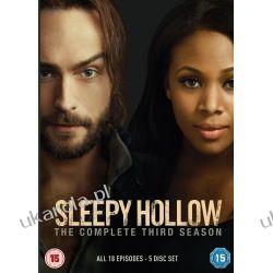 Sleepy Hollow - Season 3 [DVD] [2015] Jeździec bez głowy Filmy