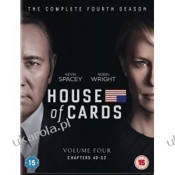 House of Cards - Season 4 [DVD] [2016] Filmy
