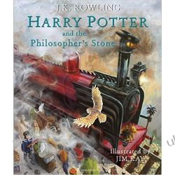 Harry Potter and the Philosopher's Stone: Illustrated Edition Kamień filozoficzny