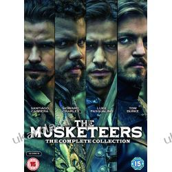 Musketeers - The Complete Collection [DVD] Muszkieterowie Filmy