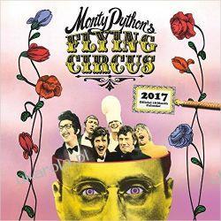 Kalendarz Monty Python's Flying Circus 2017 Calendar