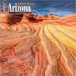 Kalendarz Wild & Scenic Arizona 2017 Square Wall Calendar
