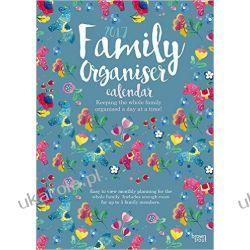 Kalendarz ścienny rodzinny Family Organiser 2017 A3 Planner