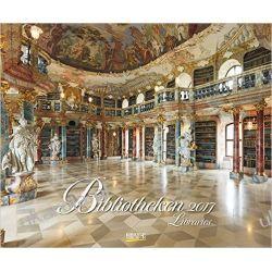 Kalendarz Library Calendar Biblioteka Bibliotheken 2017  Wokaliści, grupy muzyczne
