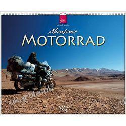 Kalendarz Motocykle Abenteuer Motorrad 2017 Motorbikes Calendar Kalendarze ścienne