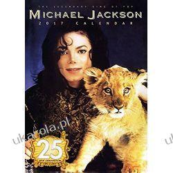 Kalendarz Michael Jackson 2017 Calendar Książki i Komiksy