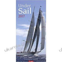 Kalendarz Under Sail 2017 Calendar żeglarstwo Książki i Komiksy