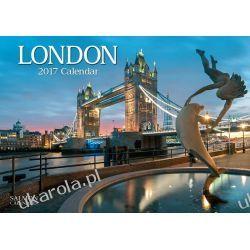 London Calendar 2017 - Photocolour Series Książki i Komiksy