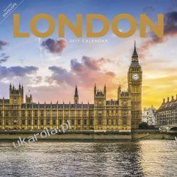 London Calendar 2017 Książki i Komiksy