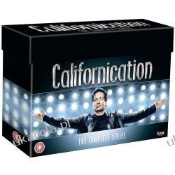 Californication: The Complete Collection [DVD] Kalendarze książkowe