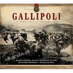 Gallipoli  Literatura piękna, popularna i faktu