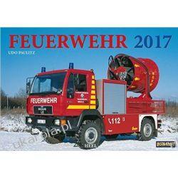 Feuerwehr 2017 fire trucks calendar wozy strażackie