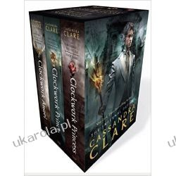 Infernal Devices Boxset  Po angielsku