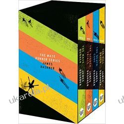 Maze Runner Series - Box Set  Po angielsku