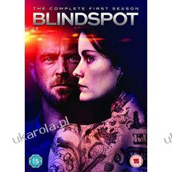 Blindspot - Season 1 [DVD] Mapa Zbrodni Filmy