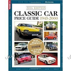 Classic and Performance Car Price Guide 2016 Książki i Komiksy