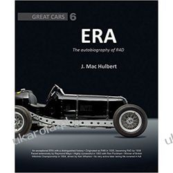 Era (Great Cars) James Mac Hulbert Książki i Komiksy