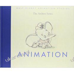 Animation (Walt Disney Animation Archives) Książki i Komiksy