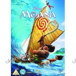 Moana [DVD] [2016] Vaiana Skarb Oceanu Filmy