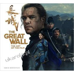 Wielki Mur The Great Wall: The Art of the Film Pozostałe