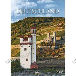 Kalendarz Niemcy Deutschland 2018 Germany Calendar