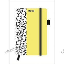 Kalendarz książkowy Gwiazdki 2018 Stars SoftTouch Diary Calendar