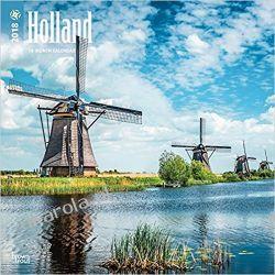 Kalendarz Holland 2018 Wall Calendar Holandia Kalendarze książkowe