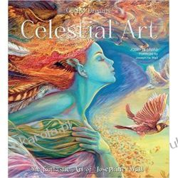 Celestial Art: The Fantastic Art of Josephine Wall (Gothic Dreams) Książki i Komiksy