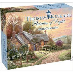 Kalendarz biurkowy Official Thomas Kinkade Painter of Light 2018 Day-to-Day Calendar Pozostałe