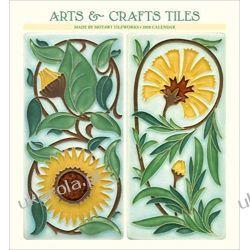 Kalendarz Motawi/Arts & Crafts Tiles2018 Wall Calendar Pozostałe