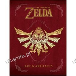 The Legend of Zelda: Art and Artifacts Po angielsku