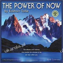 Kalendarz The Power of Now 2018 Calendar: A Year of Inspirational Quotes